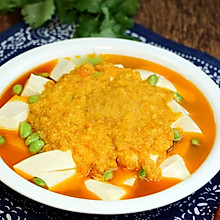 咸蛋黄豆腐#方太一代蒸传#