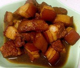 高压锅红烧肉-懒人菜谱的做法