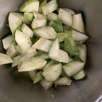 腐竹花生米拌黄瓜的做法图解6
