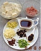四川麻婆豆腐的做法图解1