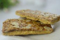 香脆可口——焦糖杏仁脆饼的做法
