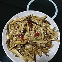 孜然茶树菇