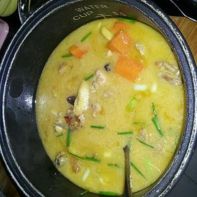 胡萝卜红枣鸡汤,鸡肉汤。鸡肉火锅,鸡火锅