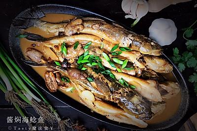 酱焖海鲶鱼