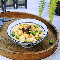 海参豌豆烩豆腐的做法图解14