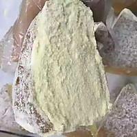 网红奶酪包/干乳酪面包/奶酪面包(附面包制作技巧)的做法图解5