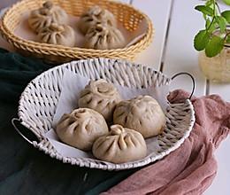#年味十足的中式面点#荞麦包子的做法