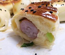 波兰种热狗面包的做法