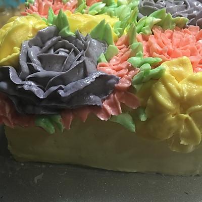 裱花蛋糕之奶酪霜的做法 步骤8