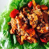 平底锅版韩式烤肉的做法图解7
