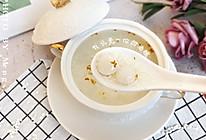 桂花酒酿小圆子#快手又营养,我家的冬日必备菜品#的做法