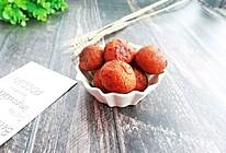 简单易学的红薯丸子的做法