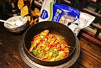啫啫小黄鱼煲的做法