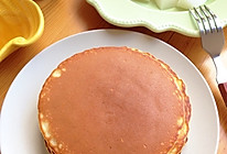 铜锣烧(松饼)简版的做法