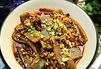 肉糜酸菜炖魔芋的做法