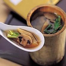 云南松茸汤