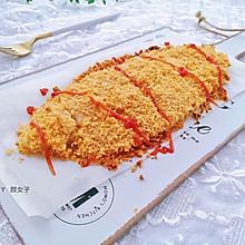 金黄酥脆烤巴沙鱼柳