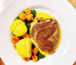 简单美味又充满能量的一餐的做法