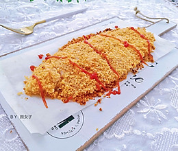 金黄酥脆烤巴沙鱼柳的做法