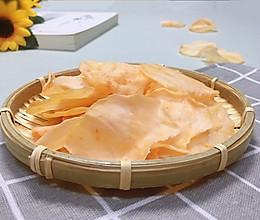 复制儿时的味道~烤鲜虾片的做法