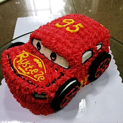 麦坤汽车蛋糕