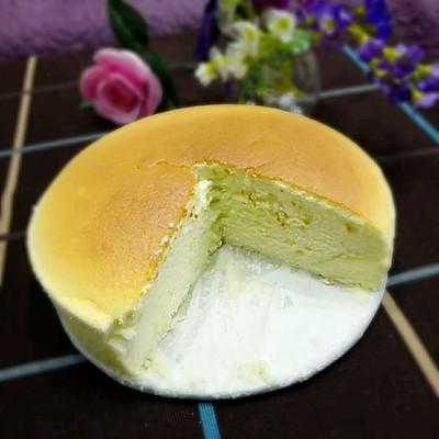 酸奶蛋糕(8寸圆模)