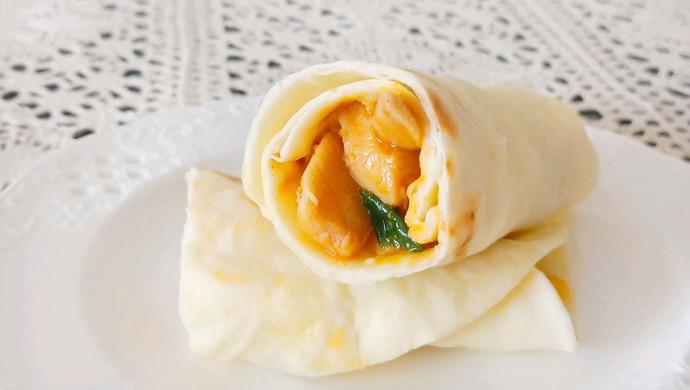 #一人一道拿手菜#墨西哥鸡肉卷