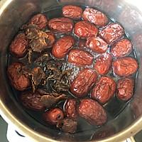 #洗手作羹汤#桂圆红枣核桃糕的做法图解5