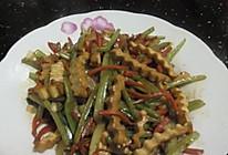 香干炒芹菜的做法