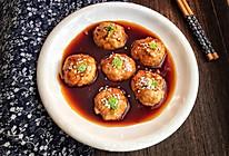 比肉还香的——浇汁豆腐丸子的做法