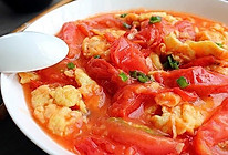 番茄炒蛋#全民赛西红柿炒蛋#的做法