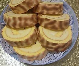 虎皮蛋糕卷的做法
