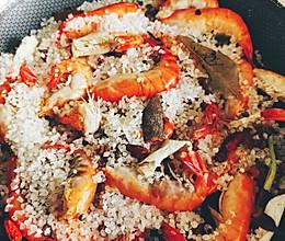 新手也能成功的盐焗虾的做法