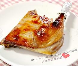蜜汁烤鸭腿——鸭腿最美味的吃法的做法