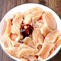 香煎孜然鸡胸肉的做法图解3