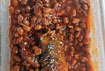 茄汁黄豆青鱼的做法