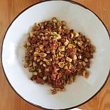 肉碎炒扁豆