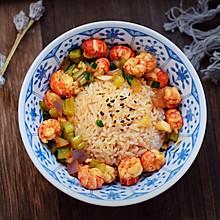 #父亲节,给老爸做道菜#龙虾盖浇饭