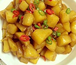 #下饭红烧菜#有肉香味儿的红烧土豆的做法