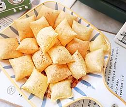 #爱乐甜夏日轻质甜蜜#卡兹卡兹脆、低脂低卡零食——烤豆皮的做法