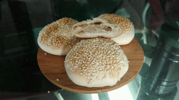 糖酥饼 蟹壳黄 千层酥饼 基础款酥饼的做法