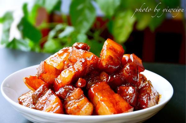 苏式红烧肉的做法