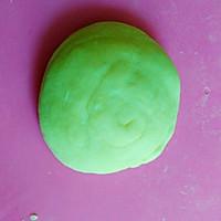 百搭的牛奶发面饼(能夹各种馅料的饼坯)的做法图解7