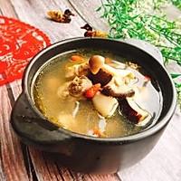 #精品菜谱挑战赛#养生汤+双菇煲鸡汤的做法图解16