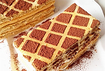 咖啡格子蛋糕的做法