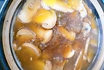 松茸土鸡汤的做法
