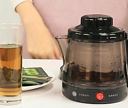 降酸茶-机萃壶的做法