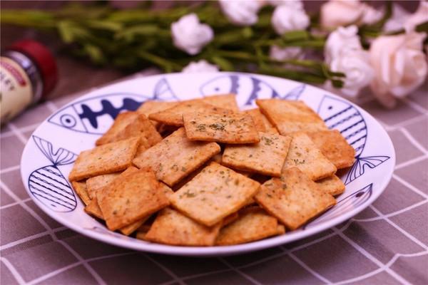❤️ 咸香土豆苏打饼❤️的做法