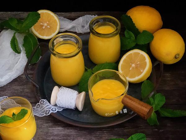 黄油柠檬酱的做法
