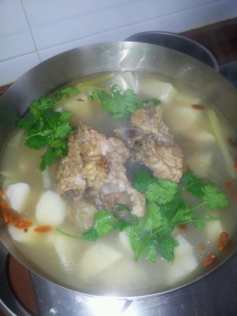 排骨的做法大全_山药大骨头汤怎么做_山药大骨头汤的做法_豆果美食